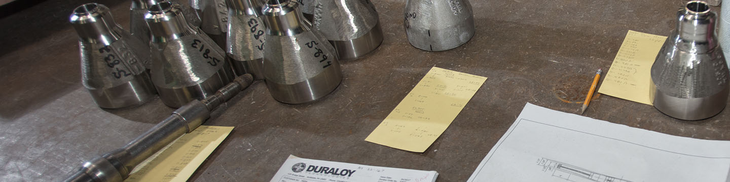 Duraloy Inspection and Testing Services